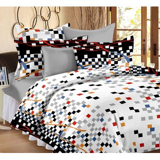 Ahmedabad Cotton Comfort Cotton Double Bedsheet Acd00212