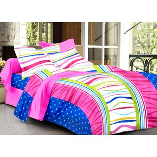 Ahmedabad Cotton Basics Cotton Double Bedsheet Acd00271