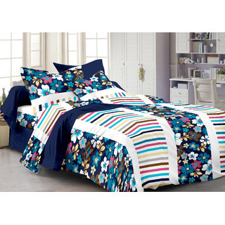 Ahmedabad Cotton Basics Cotton Single Bedsheet Acsb00137