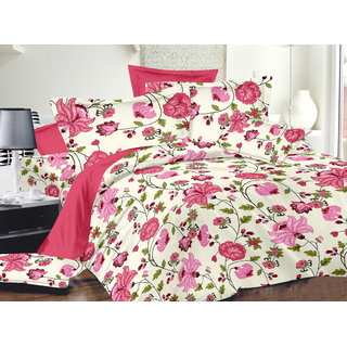 Ahmedabad Cotton Aspire Cotton Sateen Double Bedsheet Acd00144
