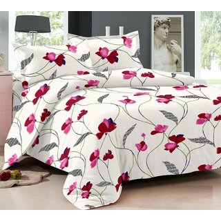Ahmedabad Cotton Superior Cotton Double Bedsheet Acd00359