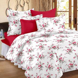 Ahmedabad Cotton Comfort Cotton Double Bedsheet Acb30D00031