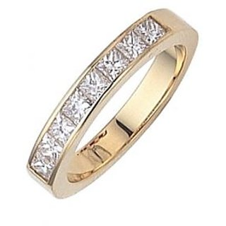 Fortune Jewel Exclusive Fashionable Diamond Ring For Wedding (Design 16)