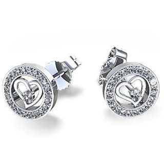 Exclusive Fashionable Diamond Earring For Wedding (Design 64)