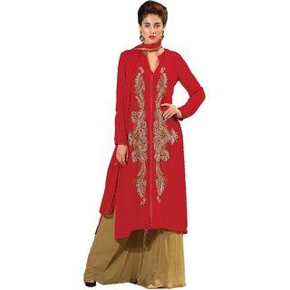 Designer Silk Style Gown