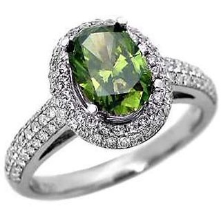 Fashionable Exclusive Solitaire Diamond Ring For Party And Wedding (Design 76)