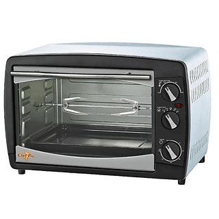 Chef Pro Oven Toaster Griller-OTR528 28-Litre 1500-Watt