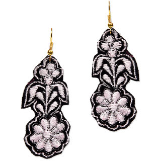 Designer Embroidery Earrings