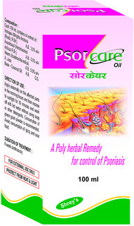 Psorcare Oil for Psoriasis