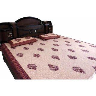 Haat Bazar Queen Size Bedhseet Hb-Bd-02-Dg