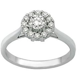 Fashionable Exclusive Diamond Ring For Party And Wedding In Gold (Design 24)