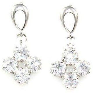 Exclusive Fashionable Diamond Earring For Wedding (Design 4)