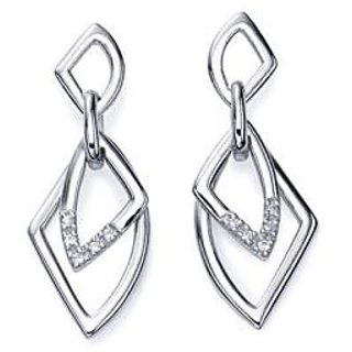 Exclusive Fashionable Diamond Earring For Wedding (Design 52)