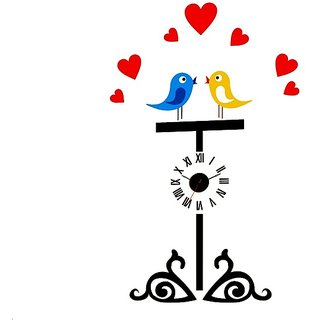 Love Bird Clock