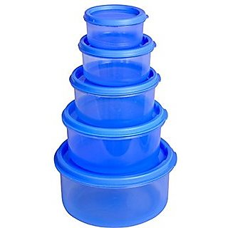 Set Of 5 Food Storage Container