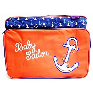 WonderKart Multi Purpose Baby Sailor Diaper Shoulder Bag