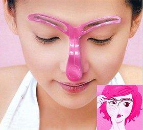 Resin Eyebrow Shaping and shading  Stencil Make up tool.