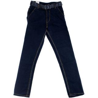 Powell Slimfit Black Boy's Jeans