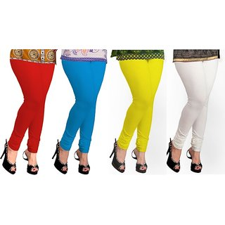 4 pcs set of cotton chudidar legging BRAND PADMAKSHI