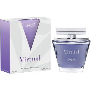 Virtual Perfum for Women by Sapil