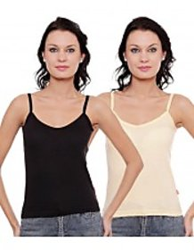 New Rich Cotton Camisole-DNG