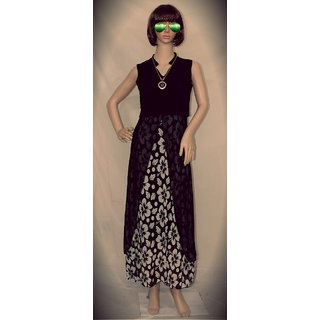 very stylish party wear long dresses
