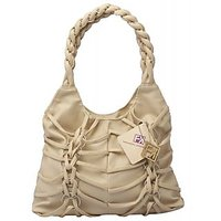 Rib cage Bag beige(1707RC17)