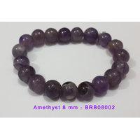 Amethyst Crystal Bracelet (Reiki Crystal Bracelet)