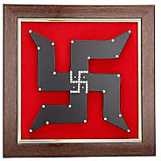 hanging swastika