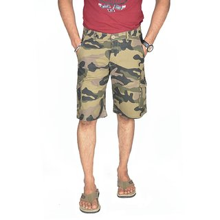 True Fashion Casual Wear Cargo Shorts Sacarb01