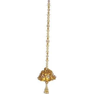 Decorative Fibre Wall/Door hanging Small (Lotus Shape)
