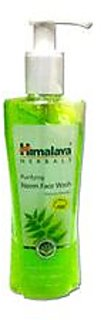 Himalaya Herbals Purifying Neem Face Wash 200ml (Pack of 2)