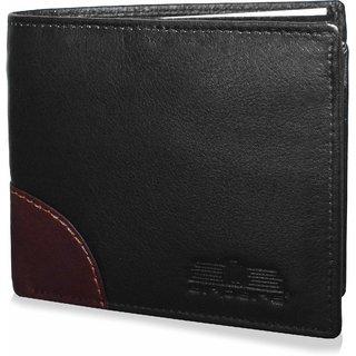 arperaSafari Genuine Leather wallet  Black  C115391