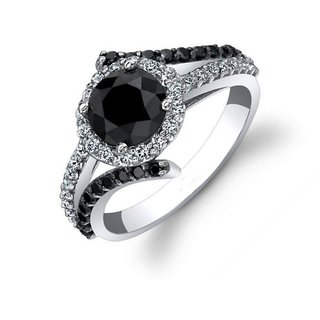 Zevrr Sterling Silver Ring made with SWAROCSKI ZIRCONIA (PZSR010678)