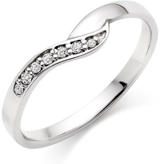 Zevrr Sterling Silver Ring made with SWAROCSKI ZIRCONIA (PZSR010714)