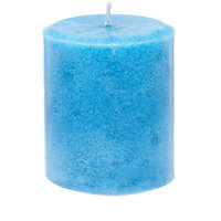 Sea Breeze Aroma Scented Handmade 1 Pillar Candle 2.75x