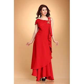 9215b67d9ef9 Buy red western dress Online   ₹1500 from ShopClues