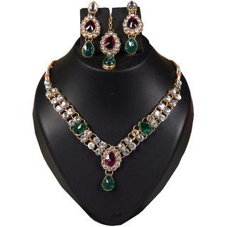 Designer diamond necklace setRC-8