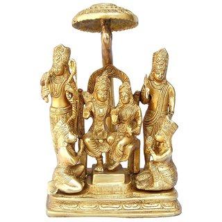 balaji handicrafts brass Ram darvar