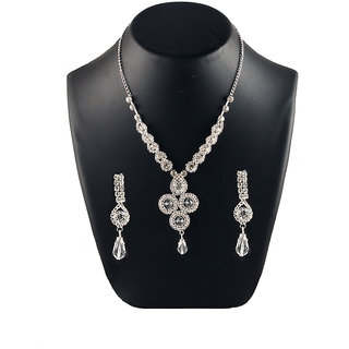 Designer diamond necklace set RC-10