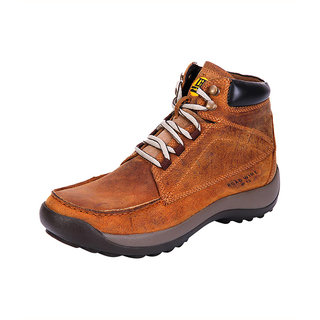 Franco Leone Tan Boot