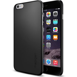 Spigen Thin Fit SGP11102 Case for  6 Plus 5.5-Inch (Black)