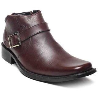 Franco Leone Brown Boot