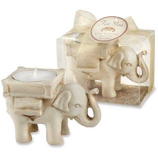 Lucky Elephant Tea Light Holder (Pack of 100)