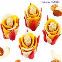 Ghasitaram Gifts - Sweets Cashew Flowers (500 Gms)