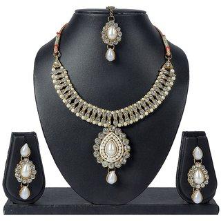 Designer diamond necklace setRC-29