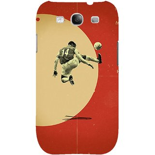 The Fappy Store henry hard plastic back case cover for Samsung Galaxy S3