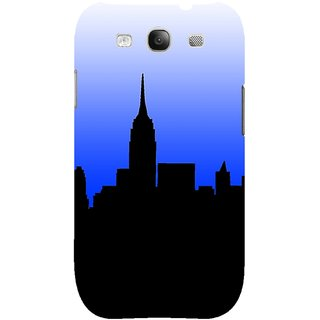 The Fappy Store new-york-skyline Plastic Back Case Cover For Samsung Galaxy S3