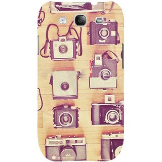The Fappy Store The-Collector Hard Plastic Back Case Cover For Samsung Galaxy S3