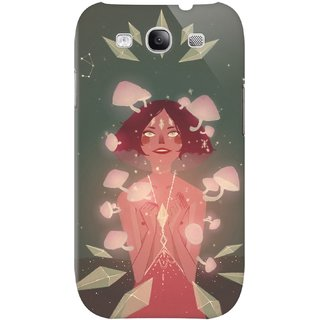 The Fappy Store cosmos-fungi hard plastic back case cover for Samsung Galaxy S3